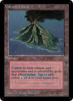 画像1: (Beta)Volcanic Island