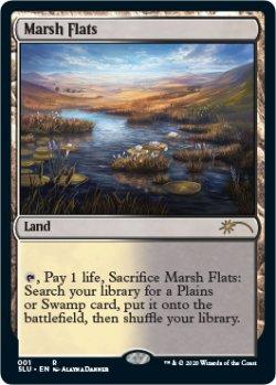 画像1: (SLU-RL)Marsh Flats/湿地の干潟