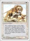 (2ED-RW)Savannah Lions/サバンナ・ライオン(英,EN)