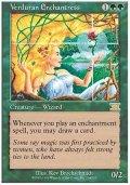 (6ED-R)Verduran Enchantress/新緑の女魔術師(英,ENG)