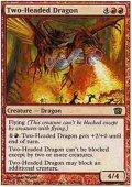 (8ED-R)Two-Headed Dragon/双頭のドラゴン(英,ENG)