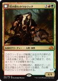 $FOIL$(EMN-MM)Ulrich of the Krallenhorde/爪の群れのウルリッチ(英,EN)