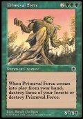 (Po1-Rare)Primeval Force/原始の力(日,Japanese)