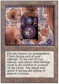 (3ED-R)Armageddon Clock/終末の時計(英,EN)