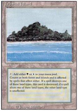 画像1: (3ED-R)Tropical Island(英,EN)