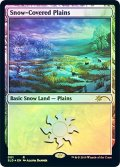 (SLD-RL)Snow-Covered Plains/冠雪の平地(英,EN)