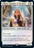 (SLD-RW)Thalia, Guardian of Thraben/スレイベンの守護者、サリア (No.040)(英,EN)