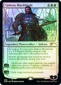 (PSLD-MW)Gideon Blackblade/黒き剣のギデオン(英,EN)