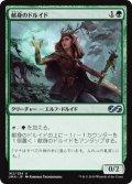 【Foil】(UMA-UG)Devoted Druid/献身のドルイド(日,JP)