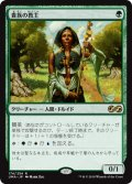 【Foil】(UMA-RG)Noble Hierarch/貴族の教主(日,JP)