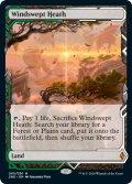 【Foil】(ZNE-ML)Windswept Heath/吹きさらしの荒野(英,EN)