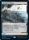 【Foil】(ZNE-ML)Darkslick Shores/闇滑りの岸(英,EN)