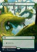【フレームレス】(ZNR-RL)Branchloft Pathway/枝重なる小道(日,JP)