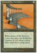 (CHR-U)Arena of the Ancients古き者どもの闘技場(JP黒枠)
