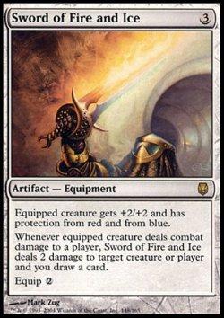 画像1: (DST-R)Sword of Fire and Ice/火と氷の剣(JP)