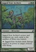 $FOIL$(LRW-U)Jagged-Scar Archers/鋸歯傷の射手(日,JP)