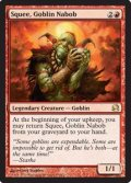 (MMS-RR)Squee, Goblin Nabob/ゴブリンの太守スクイー(英,EN)
