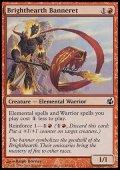 (MOR-C)Brighthearth Banneret/ブライトハースの旗騎士(JP,EN)