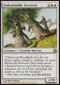 (MOR-R)Indomitable Ancients/不屈の古樹(JP,EN)