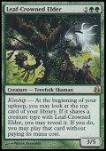 (MOR-R)Leaf-Crowned Elder/葉冠の古老(JP,EN)