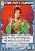 (UHG-RU)Richard Garfield, Ph.D.